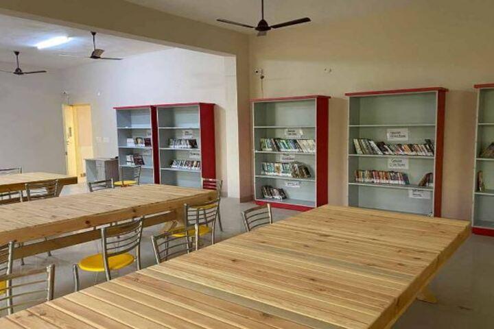 Happy Child International School-Library