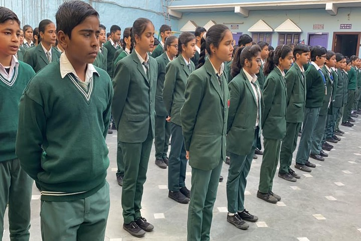 Happy Child International School-Students