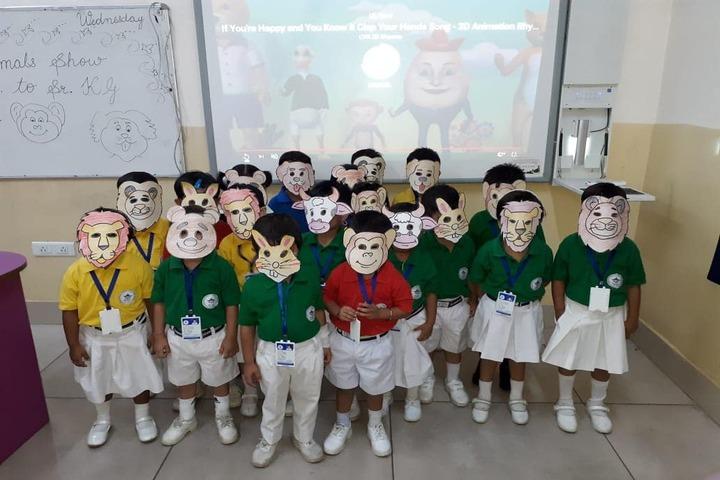 Mount Litera Zee School-Activities