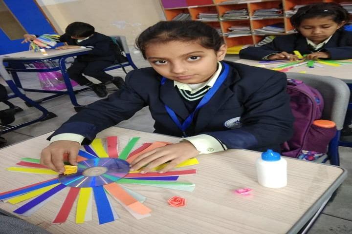 Mount Litera Zee School-Art And Craft