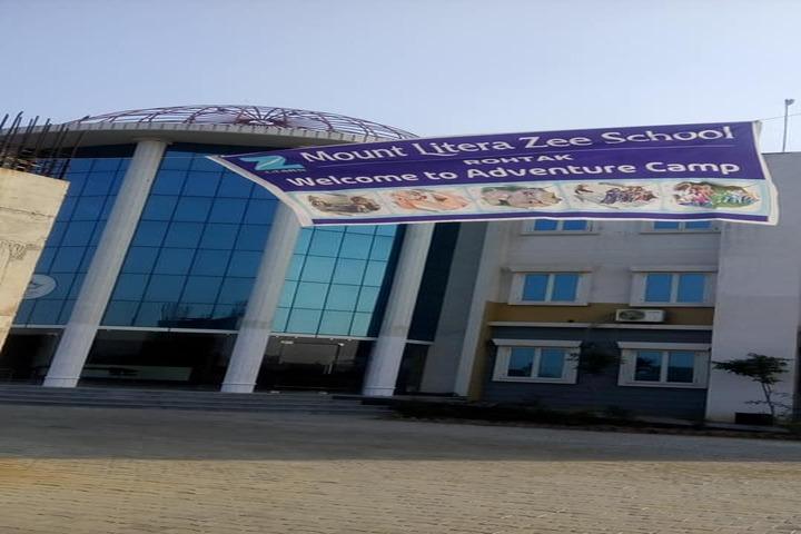 Mount Litera Zee School-Building