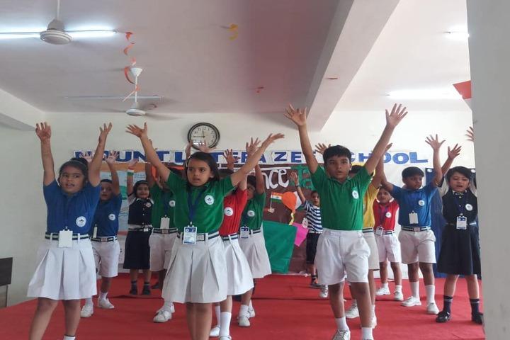Mount Litera Zee School-Dance Activity