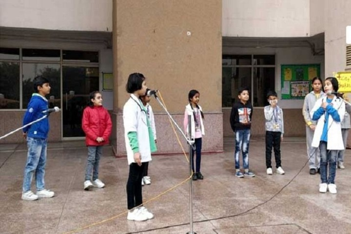Adarsh World School-Singing