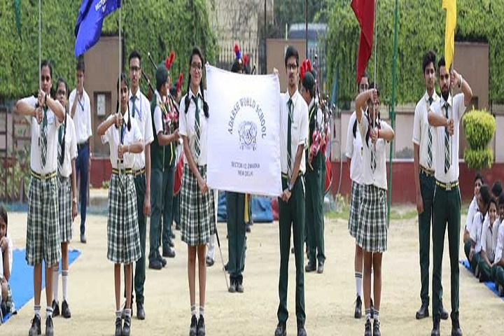 Adarsh World School - Activity