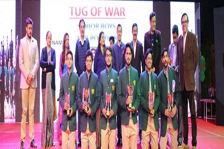 Adarsh World School-Achievements