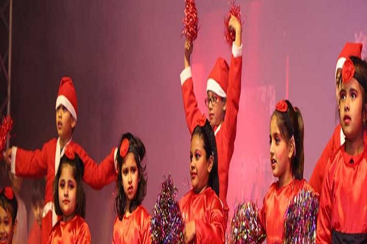 Adarsh World School-Christmas Celebration