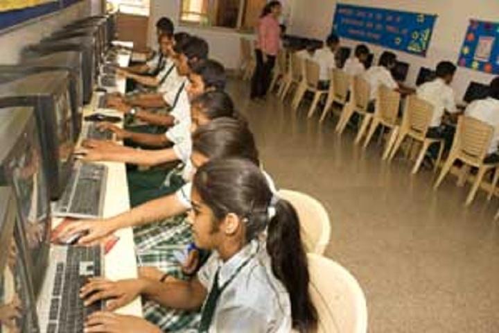 Adarsh World School-Computer Lab