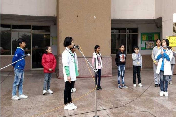 Adarsh World School-Drama