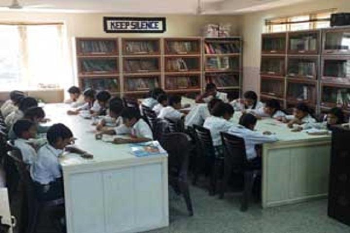 Adarsh World School-Reading Room