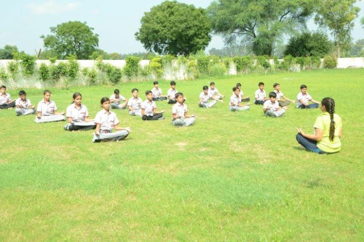 Doon Public School-Yoga