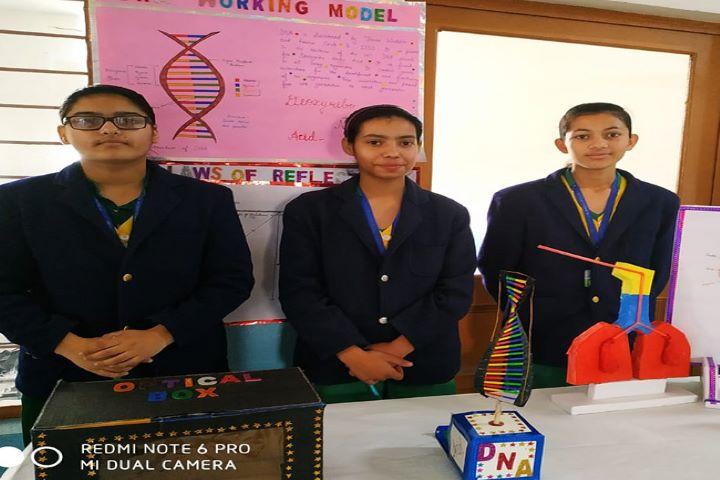 Anupam Shiksha Niketan Senior Secondary School-Science Exhibition