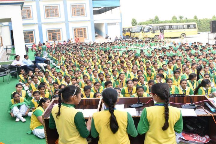 Anupam Shiksha Niketan Senior Secondary School- Function
