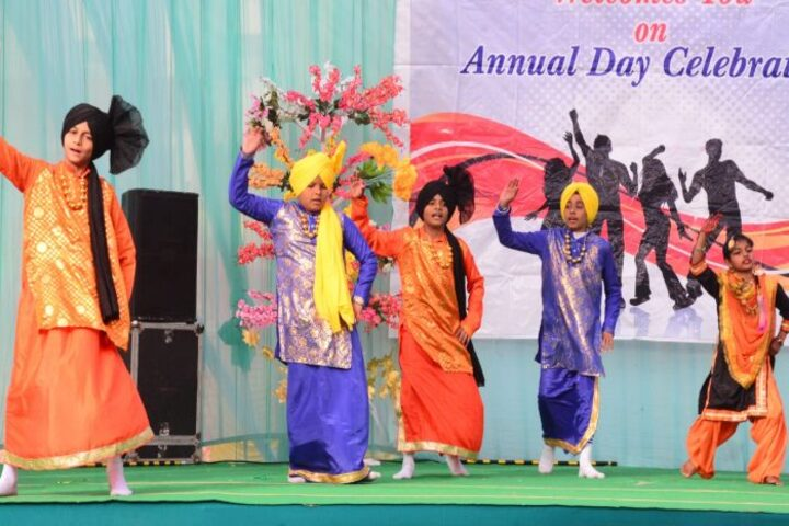 Dharam Public School-Annual Day