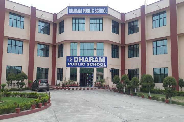 Dharam Public School-Building