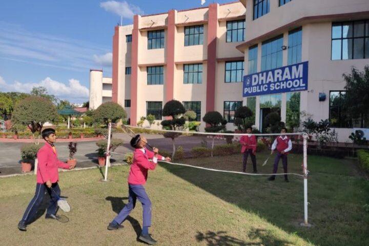 Dharam Public School-Games