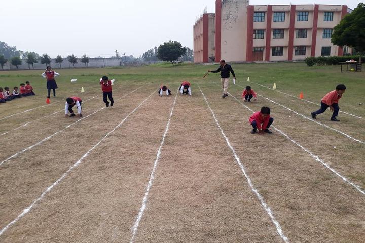 Dharam Public School-Sports Day