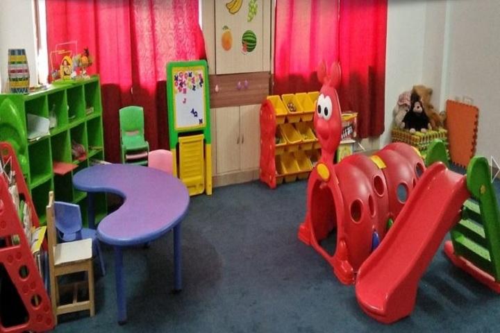 Adriel High School-Kids Area