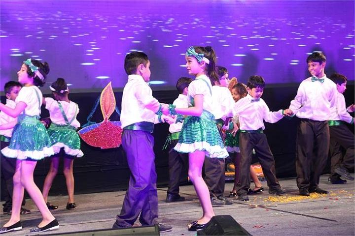 Adriel High School-Annual Day Celebration