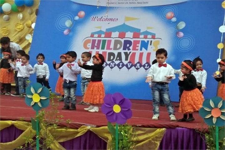 Adriel High School-Children day celebration