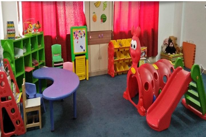 Adriel High School-Kids Play Room