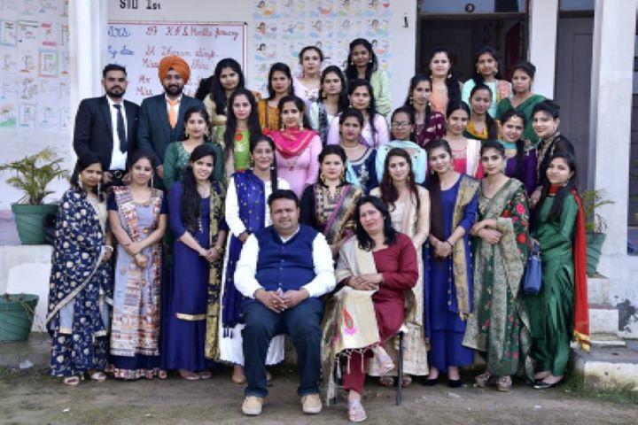 Kurukshetra Public School- Staff