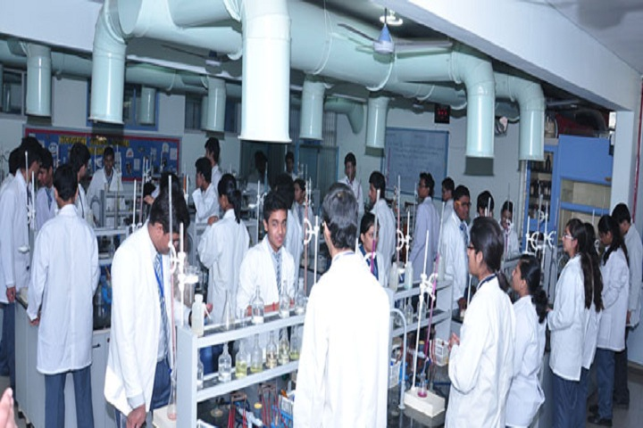Ahlcon Public School-Laboratory