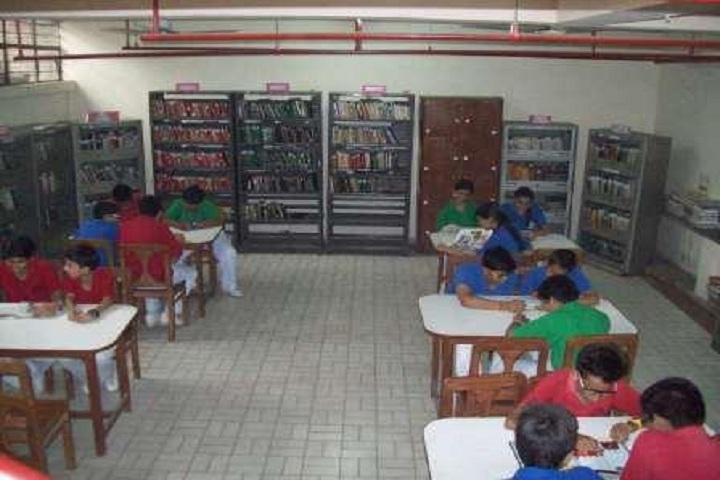 Ahlcon Public School-Library