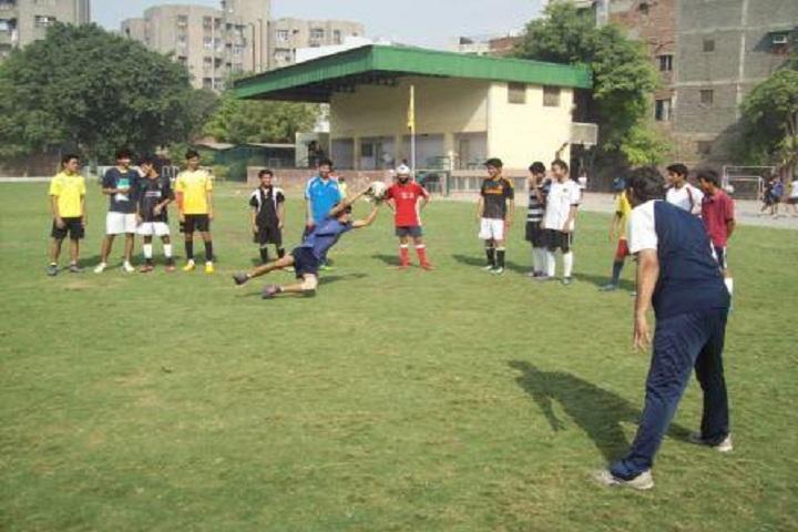 Ahlcon Public School-Sports