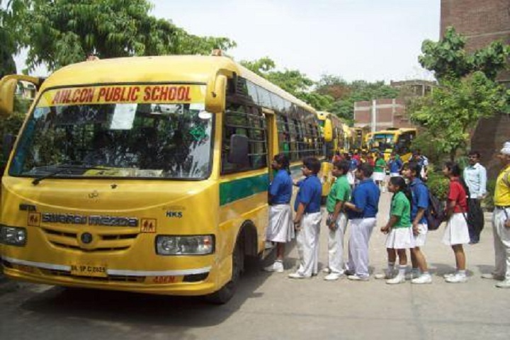 Ahlcon Public School-Transport