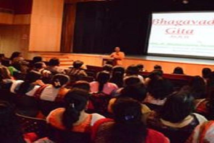 Ahlcon Public School-Workshop