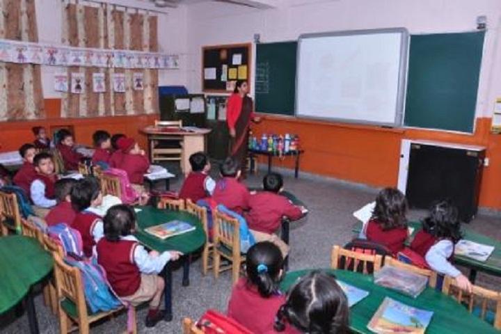 Ahlcon Public School-Smart-Classroom
