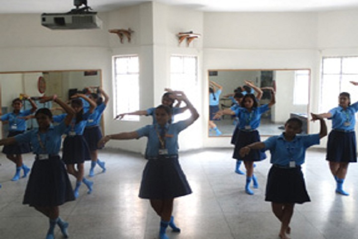 Air Force Golden Jubilee Institute-Dance Room