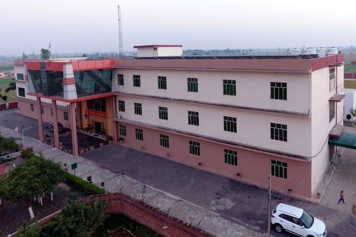 Gurukul Takshshila-Campus