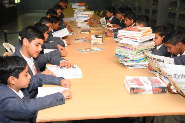 Gurukul Takshshila-Library