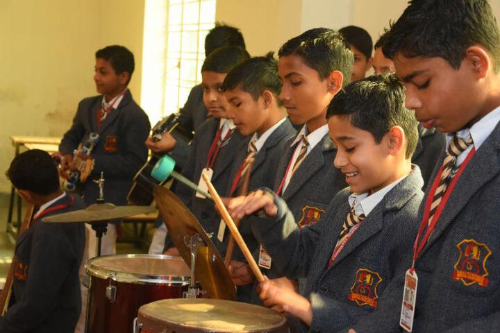 Gurukul Takshshila-Music Room