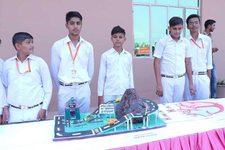 Gurukul Takshshila-Science Fair