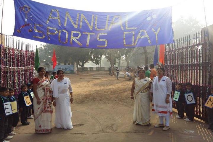 Air Force Gyan Jyoti School-Annual Sports Day