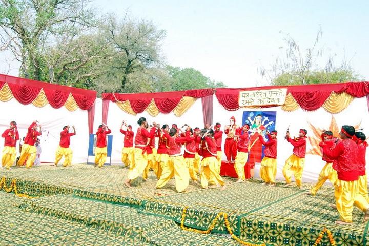 Air Force Gyan Jyoti School-Dance