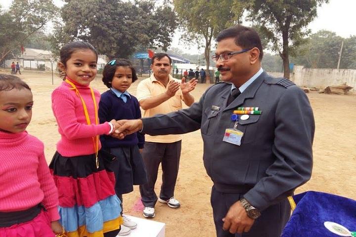Air Force Gyan Jyoti School-Winners