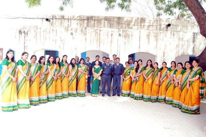 Air Force Gyan Jyoti School-Staff