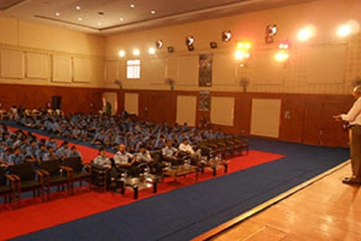 Air Force Bal Bharati School-Auditorium
