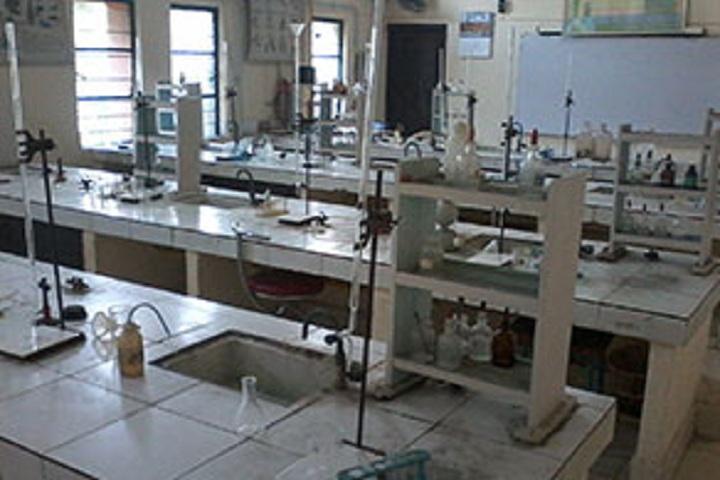 Air Force Bal Bharati School-Chemistry Lab