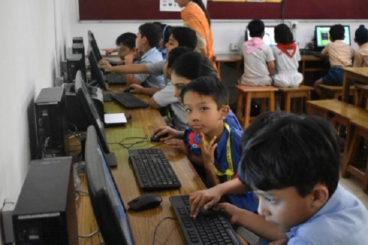 Air Force Bal Bharati School-Computer Lab