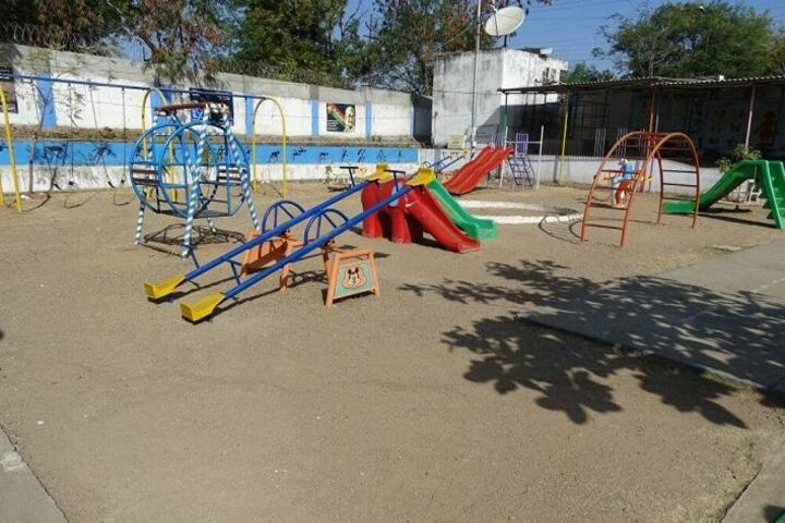 Air Force School-Play Area