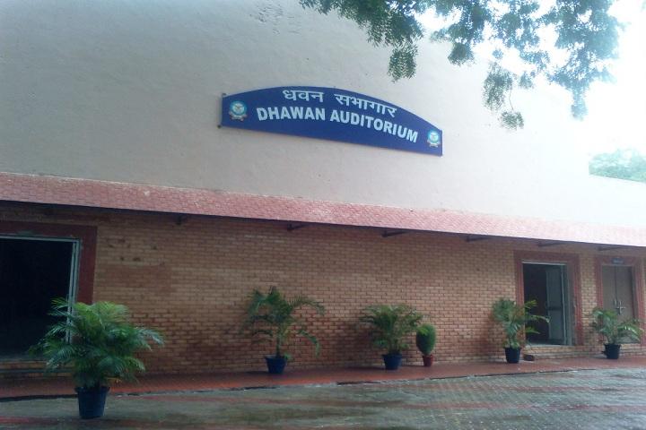 Air Force Sr Sec School-Auditorium
