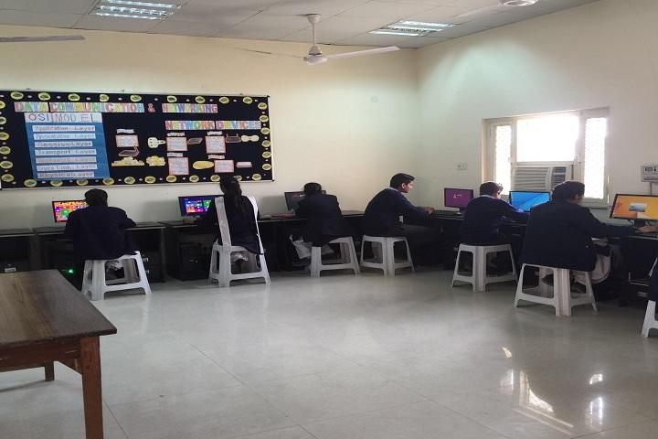 Air Force Sr Sec School-Computer Lab