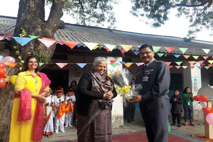 Air Force Senior Secondary School-Achievements