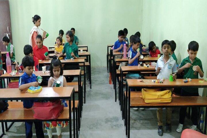 Silver Bells School-Classroom