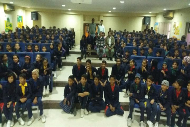 Silver Bells School-Seminar