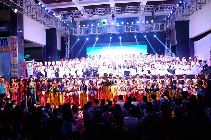 Akash Model School-Annual Day Celebrations